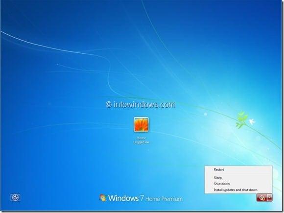 Shut Down Windows Without Installing Updates