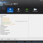 Tweak Me!: Impressive Tool To Clean, Tweak & Optimize Windows