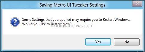 Disable Windows 8 Start Screen Step1