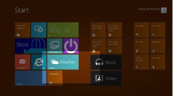 Disable Windows 8 Start Screen Step2