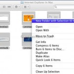 "How To Add Mac OS X's ""New Folder With Selection"" Like Feature To Windows Context Menu"