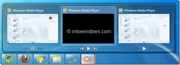 Run Multiple Instances of Windows Media Player 12