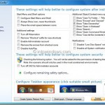 Sunrise Seven: Free Windows 7 Tweaker