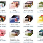 Windows Personalization Gallery Now Features 200+ Themes