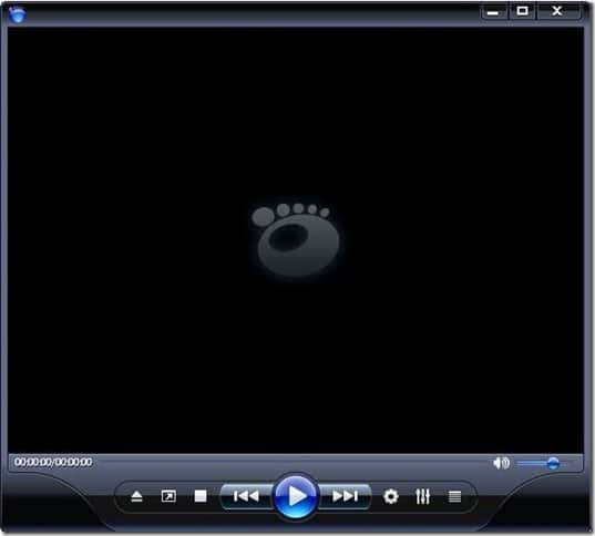 Windows Media Player 11 Skin for GOM Media Player