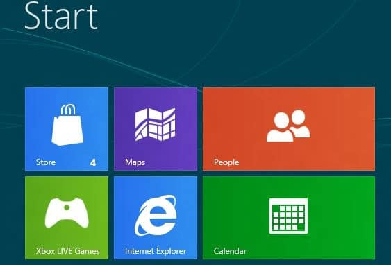 Download And Install Apps From Windows Store In Windows 8