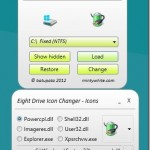 Eight Drive Icon Changer: Change Windows 8 Drive Icons