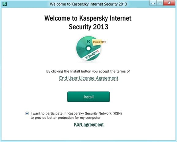 Kaspersky Internet Security For Windows 8