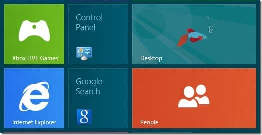 Open Control Panel in Windows 8 Picture5