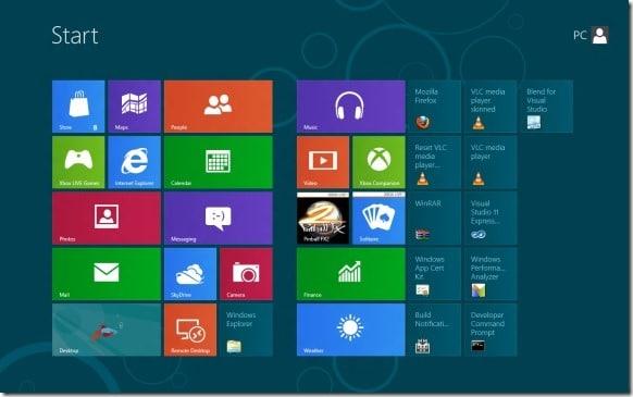 Skip Windows 8 Start Screen