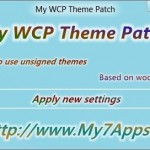 My WCP Theme Patch Enables You Install Third-Party Visual Styles In Windows 8