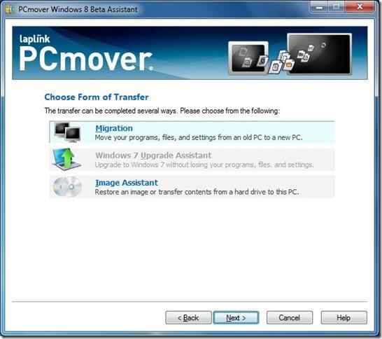 UPgrade from Windows 7 to Windows 8 Step1