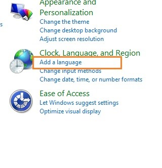 Uninstall Windows 8 Language Packs