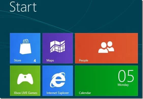 Update Metro Apps In Windows 8