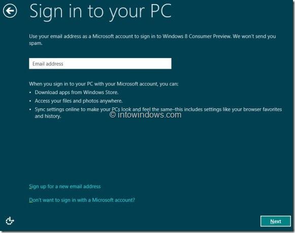 Upgrade Windows 7 To Windows 8 Step15