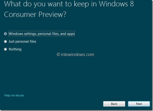 Upgrade Windows 7 To Windows 8 step7