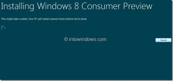 Upgrade Windows 7 To Windows 8 step9