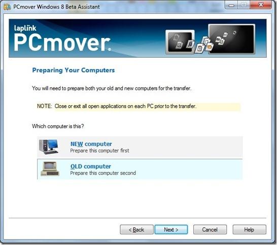 Upgrade from Windows 7 to Windows 8 Step2