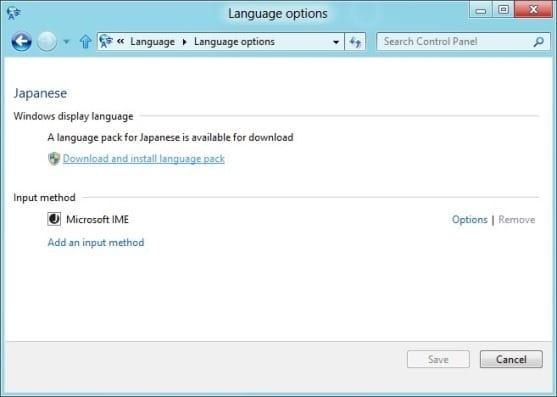 download and install windows 8 language packs step5