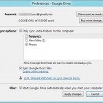 How To Sync Only Selected Folders To A Computer In Google Drive