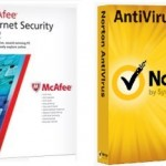 Download 180-Day Free Trial Copies Of McAfee Internet Security 2012 And Norton AntiVirus 2012