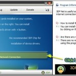 3DP Net Software Installs Network Drivers Offline