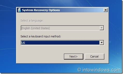 Backup Data Without Booting into Windows Step21