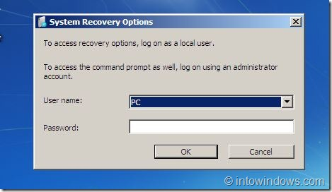 Backup Data Without Booting into Windows Step22