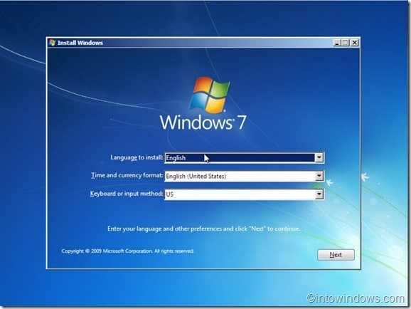 Backup Data Without Booting into Windows Step3
