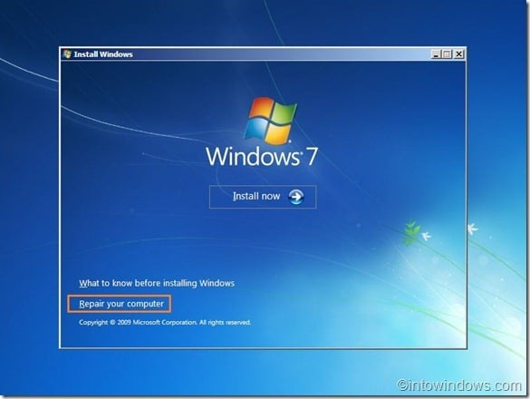 Backup Data Without Booting into Windows Step4