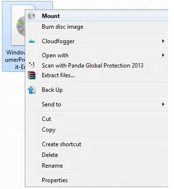 Reset or Refresh Windows 8 PC Withtout DVD Step3