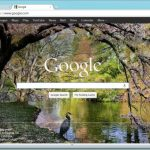 Set Bing Homepage Wallpaper As Google Homepage Background