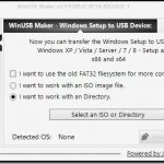 WinUSB Maker: Utility To Create, Backup, And Restore Bootable USB