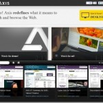 Download Yahoo! Axis Extension For Desktop Browsers