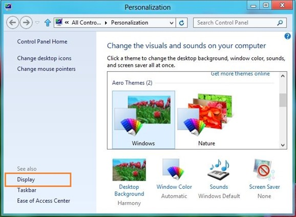 Change Text Size of Menu, Title Bar, Mesage Box and Tooltips Step2
