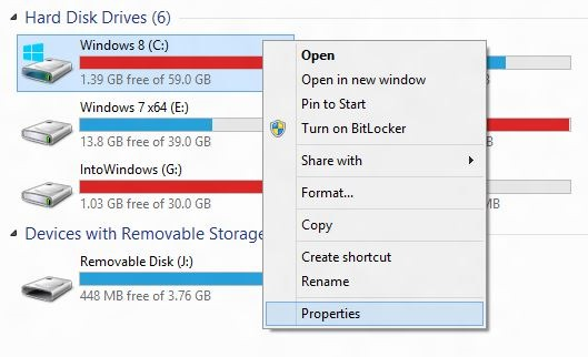 how to delete windows old permanently