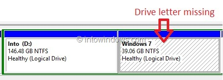 Drives Not Appearing In Explorer9