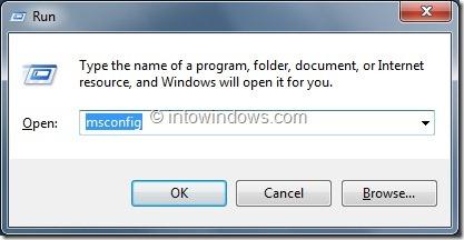 Enable Windows 8 Boot Menu Step1