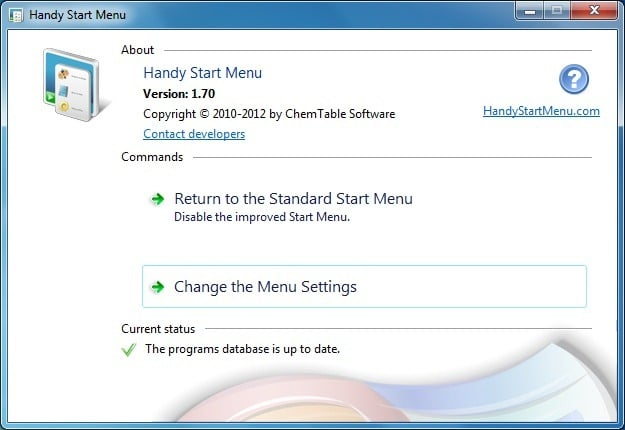handy software for windows 7