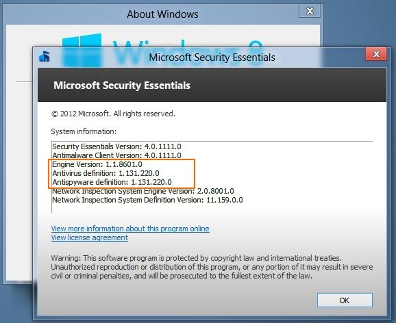 Install Microsoft Security Essentials in Windows 8 Guide2