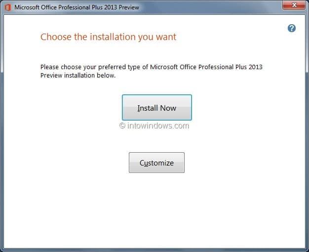 downloading microsoft office 2013