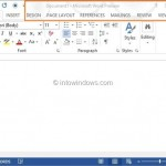 How To Change Office 2013 Background Pattern