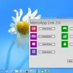 MetroApp Link: Create Metro App Shortcuts On Desktop And Pin Metro Apps To Taskbar In Windows 8