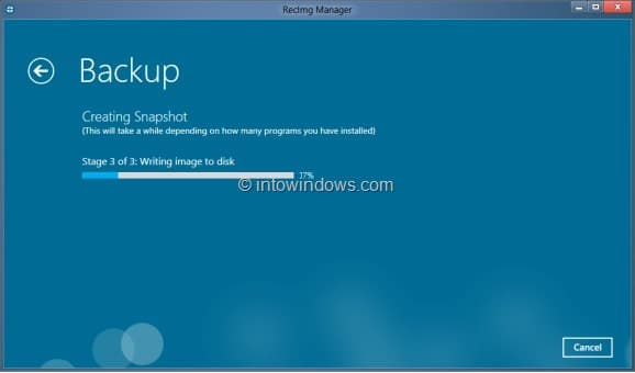 Download RecImg Manager For Windows 8