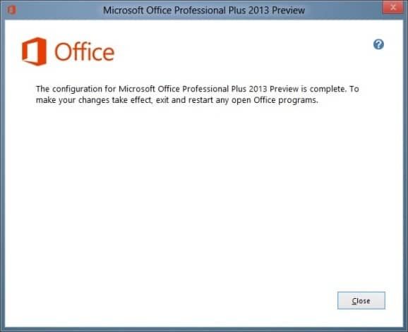 How To Repair Office 2013 Installation