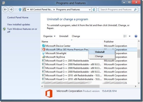 Uninstall Office 2013 (1)