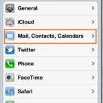 How To Add An Outlook.com Email Address (Account) To iPhone
