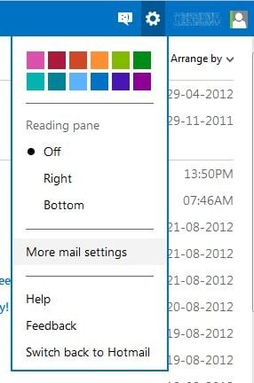 Block Email Address In Outlook Step1