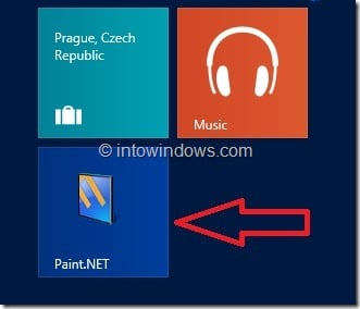 Customize Start Screen In Windows 8 Step3