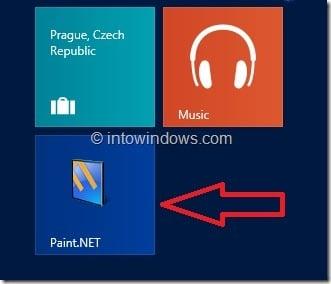 Customize Start Screen In Windows 8 Step3